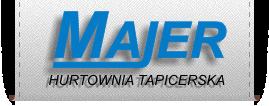 Hurtownia tapicerska MAJER Nowy Sącz, tkaniny meblowe, artykuły tapicerskie
